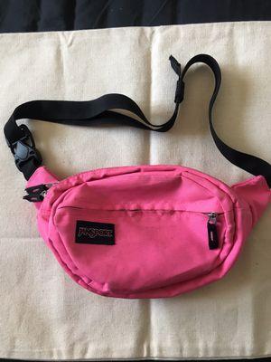 jansport waist bag pink for Sale in Scottsdale, AZ