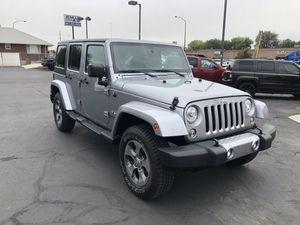 2018 Jeep Wrangler for Sale in Ogden, UT