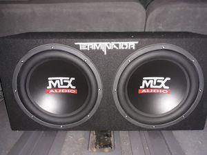 Mtx 1200 watt 12s for Sale in South Zanesville, OH