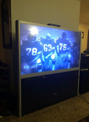 Big TV with Great Speakers ! for Sale in Tacoma, WA