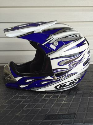 HJC off-road helmet for Sale in Starkville, MS