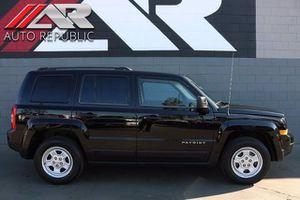 2014 Jeep Patriot for Sale in Fullerton, CA