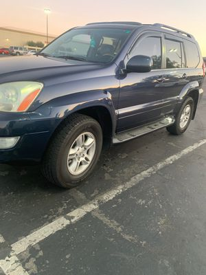 Lexus 2003 gx470 for Sale in Gilroy, CA