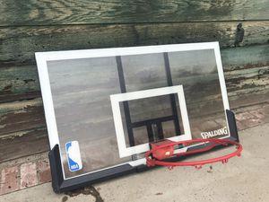 Spaulding Mountable Basketball Hoop for Sale in Los Angeles, CA