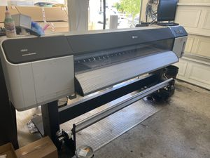 Solvent Banner Printer - Epson GS6000 for Sale in Corona, CA