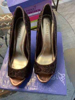 Baker heels for Sale in Barefoot Beach, FL