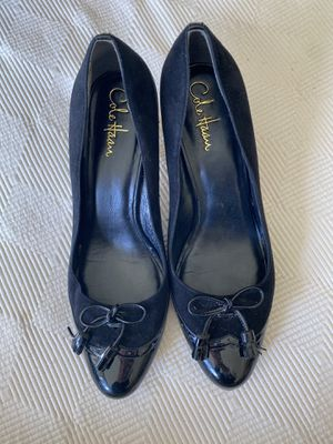 Black Leather Cole Haan Shoes for Sale in Happy Valley, OR
