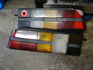 82-92 Camaro Taillights (Cracked) for Sale in Citrus Heights, CA