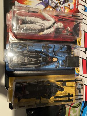Gi joe action figures for Sale in Santa Ana, CA