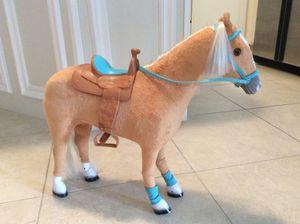 American Girl Doll Horse (faux) for Sale in Vero Beach, FL
