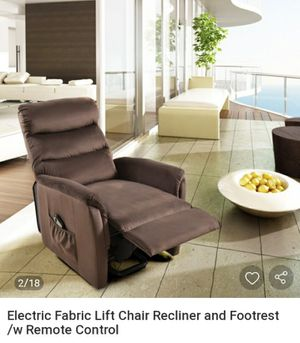 Chair recliner electric for Sale in Norwalk, CA