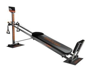 Stretches Exercise Fitness Strength Ejercicio Gimnasio Total Gym x Force for Sale in Miami, FL