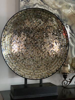 Platter with stand , pier 1 imports for Sale in Secaucus, NJ