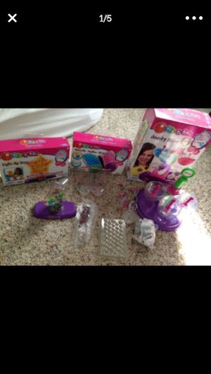 Orbeez (Jewelry Maker, Light Up Star & Butterfly) for Sale in Chicago, IL