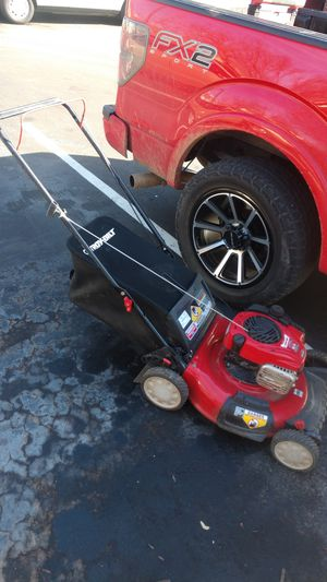 Troy Built push mower. for Sale in Charlotte, NC