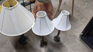 Table Lamps for Sale in Lewisville, TX