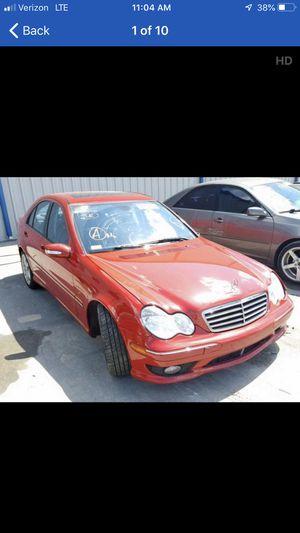 05 Mercedes c230k for parts for Sale in Orlando, FL