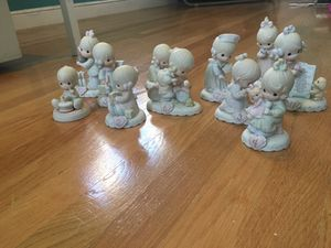 Precious moments ages 1-11 for Sale in Westborough, MA