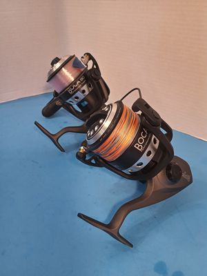 New Boca 80 fishing reel...150.00 with monofilament and 200.00 with braid for Sale in Pembroke Pines, FL
