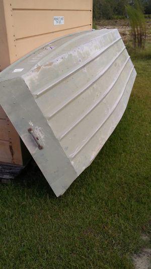 "1982 Ouichita 12' 36"" Aluminum Jon Boat for Sale in Screven, GA"