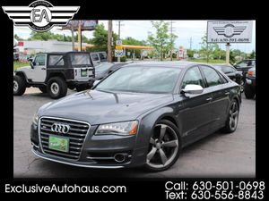 2013 Audi S8 for Sale in Roselle, IL