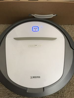 Deebot smart vacuum for Sale in San Antonio, TX