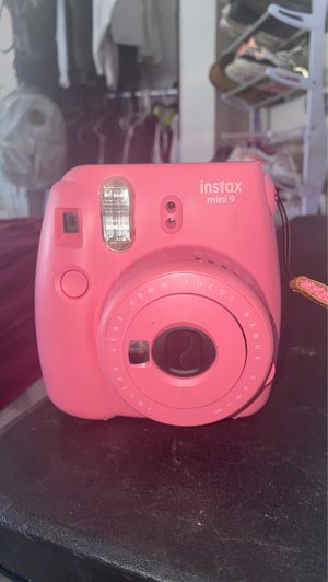 Instax mini 9 for Sale in Los Angeles, CA
