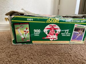 Old baseball cards for Sale in Mesa, AZ