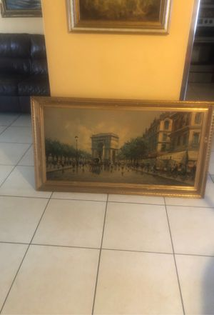 painting for Sale in Holiday, FL