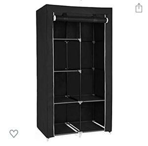 Closet organizer ( portable) for Sale in undefined