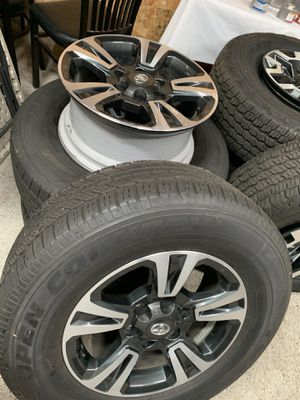 2019 Toyota Tacoma Sport Tires/Rims for Sale in Portland, OR