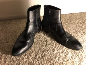 Men's Bruno Magli Leather Boot (Size 9) for Sale in Fullerton, CA