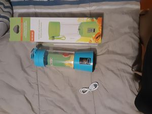 Portable Blenders comes in 4 colors!!! for Sale in Smyrna, GA