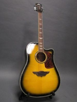 Keith Urban Acoustic Electric Guitar Brazilian Burst with Amplifier and Accessories! New Includes Amplifier, soft case and accessories! ARCADIA DI for Sale in Sierra Madre, CA