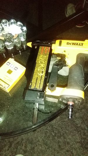 Dewalt pin nail gun for Sale in Inglewood, CA