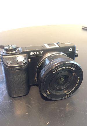 Sony NEX-6 DSLR Camera for Sale in Renton, WA