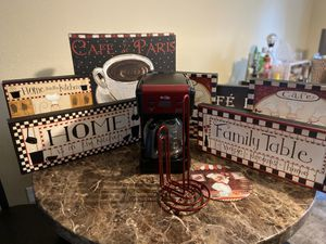 Kitchen Decor, Coffee Pot & More for Sale in Atlanta, GA