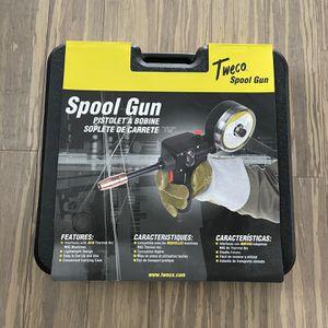 Tweco SG160TA-12 Spool Gun For ESAB Welders - New! for Sale in Tacoma, WA