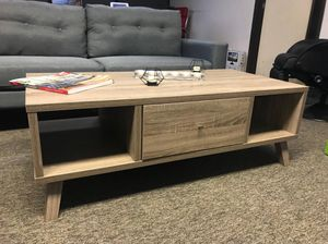 Jamie Coffee Table, Dark Taupe , SKU # 151032CT for Sale in Downey, CA