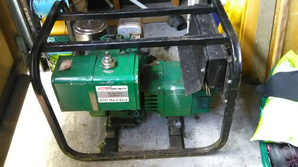 Coleman 4000 Electric Generator for Sale in Tacoma, WA - OfferUp