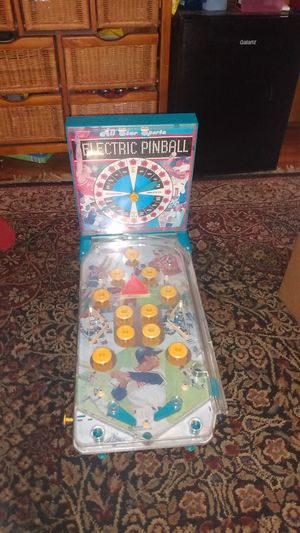 WOLVERINE ALL STAR SPORTS ELECTRIC PINBALL for Sale in Lincoln, NE