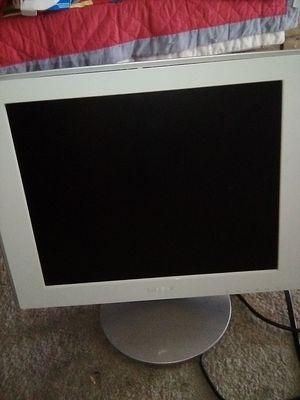 Sony monitor for Sale in Modesto, CA
