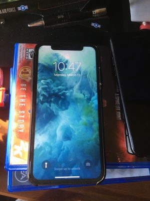 Iphone x for Sale in Carson, CA