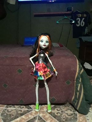 Monster high doll for Sale in Pasadena, TX