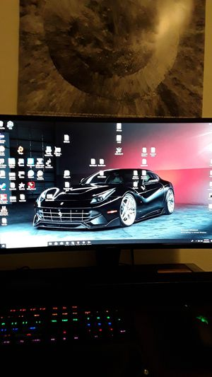 Samsung Curved Monitor for Sale in Tempe, AZ