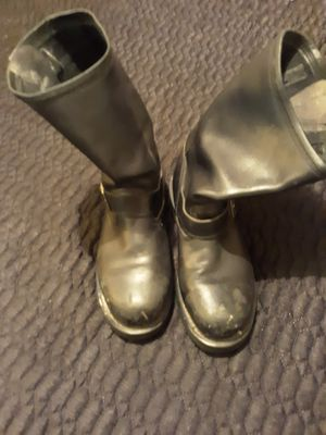 Mens Harley Davidson Boots for Sale in Lubbock, TX