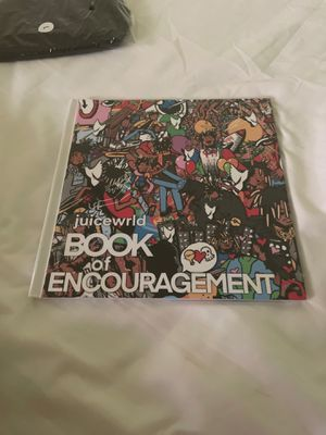 Juice WRLD Book of Encouragement for Sale in Staten Island, NY
