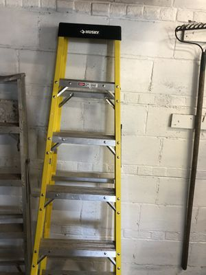 Husky Ladder 6ft for Sale in Tacoma, WA