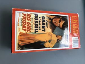 Cary Grant 2 movie VHS set for Sale in Houston, TX