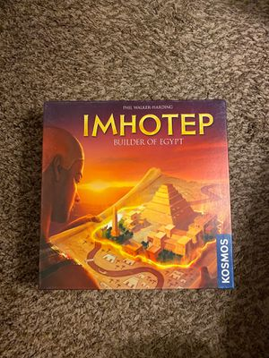Imhotep Board Game for Sale in Upland, CA